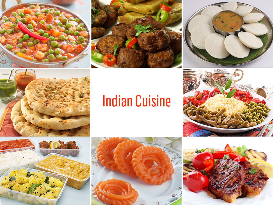Indian cuisine a roller coaster ride for your taste buds Cuisines of india